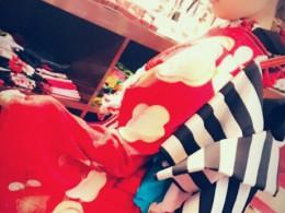 色んな赤のお振袖がありますよっ✩★✩