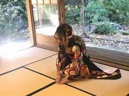 京都ロケ撮影♪