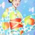 浴衣無料キャンペーン終了☆キモノハーツ沖縄☆