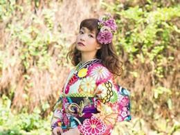 袴でも❗️成人式前撮りでも❗️抜群に可愛いヘアブーケ&髪飾り🌼