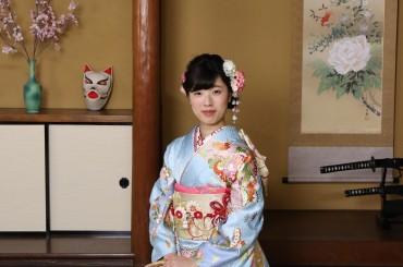 着物着て京都散策と町家ロケ