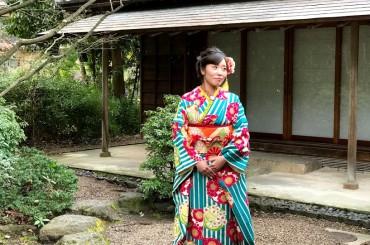 今年最後の京都国際ロケは小雪ちらつく中