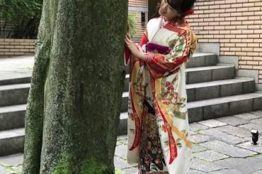 6月29日京都ロケ撮影~京都市国際交流会館~