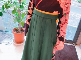 卒業式用の袴レンタルスタートッッッ♡