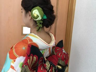成人式in沖縄~古典,レトロ編~