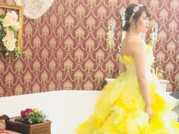 ★キモノハーツのドレス撮影★