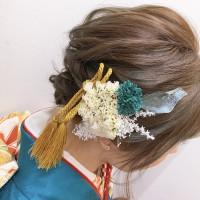 🌸前撮りのヘアスタイル紹介📸