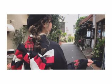 キモノハーツ神戸TikTokデビュー!