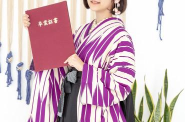 卒業式袴レンタル特典【袴de前撮り撮影】〜六切り写真付〜