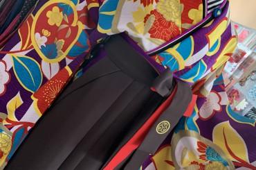 卒業式袴レンタル〜ショコラに合う振袖見つけました〜