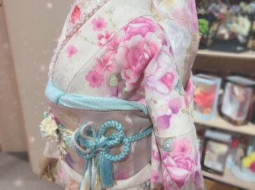 ♪憧れ女の子コーデ♪【振袖・浴衣・キャッシュレス・還元】