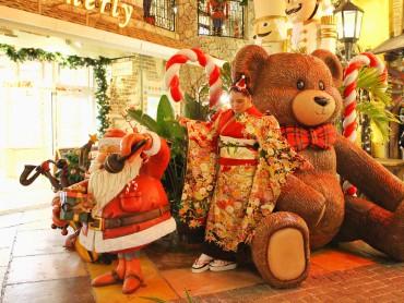 クーリスマスが今年もやーてくるー🎄
