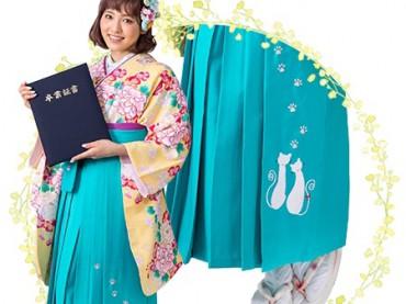 可愛いデザインがたくさん‼️袴のご紹介💁♀️