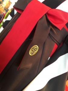ショコラ 袴 卒業式