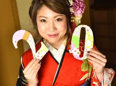 成人式の前撮りは京都の町家で満足いく撮影を