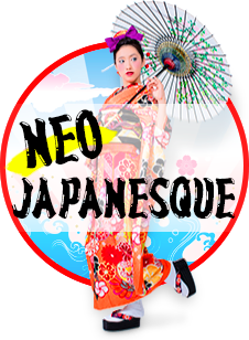 Neo Japanesque ネオジャパネスク